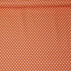 Katoen - Basics kiss dot orange