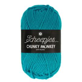 Chunky Monkey - 2012 deep turquoise