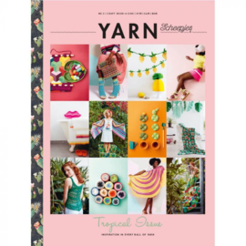 Scheepjes YARN Bookazine 3 The tropical issue NL