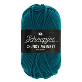 Chunky Monkey - 1829 teal