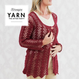 Scheepjes YARN The After Party 90 - Sunflare Cardigan