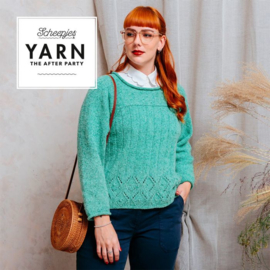 Scheepjes YARN The After Party 123 - Bookworm Sweater