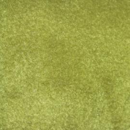 Kortharige fleece - Olive
