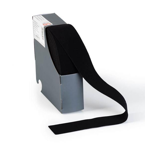 Prym taille elastiek 38mm zwart