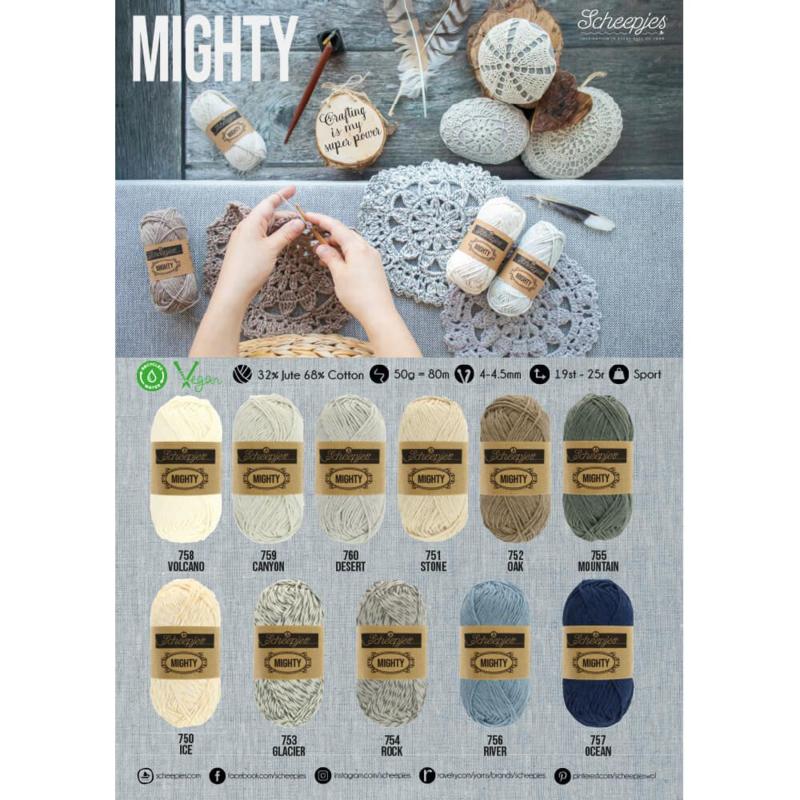 Mighty - andere kleuren