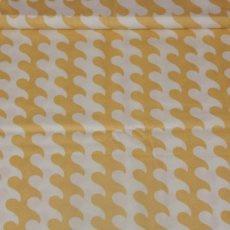 Katoen - Fly aweigh waves yellow