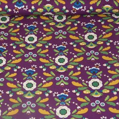 Tricot - Kurbits purple