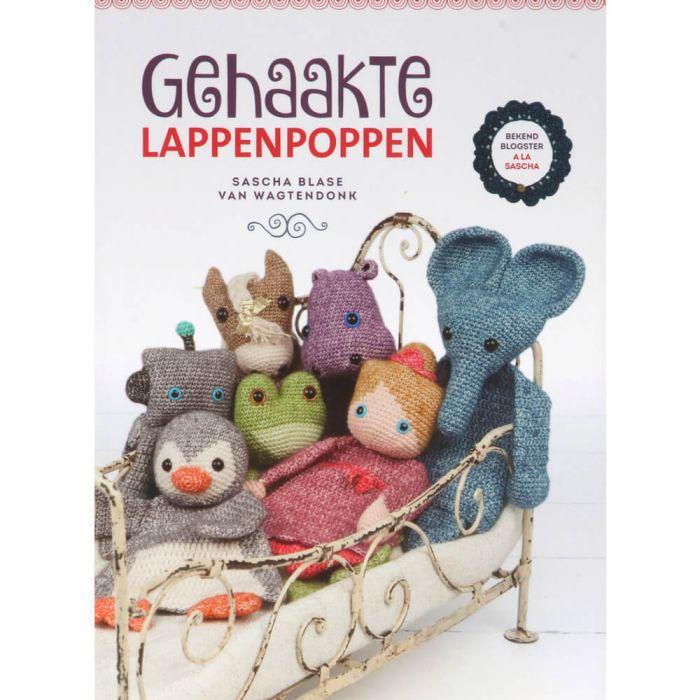 Gehaakte lappenpoppen - Sascha Blase-van Wagtendonk