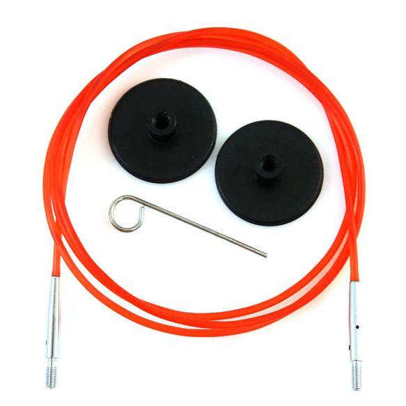 KnitPro verwisselbare kabel voor rondbreinaald 100cm