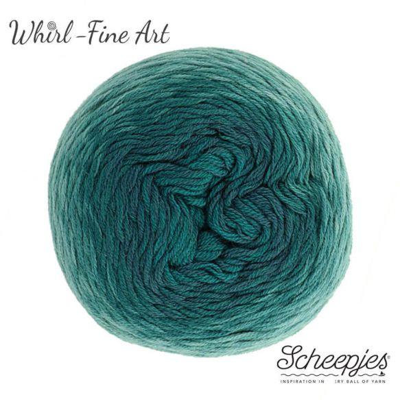 Whirl Fine Art - 661 rococo