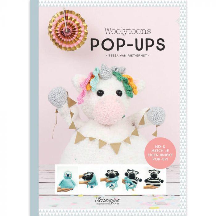 Woolytoons pop-ups - Tessa Van Riet