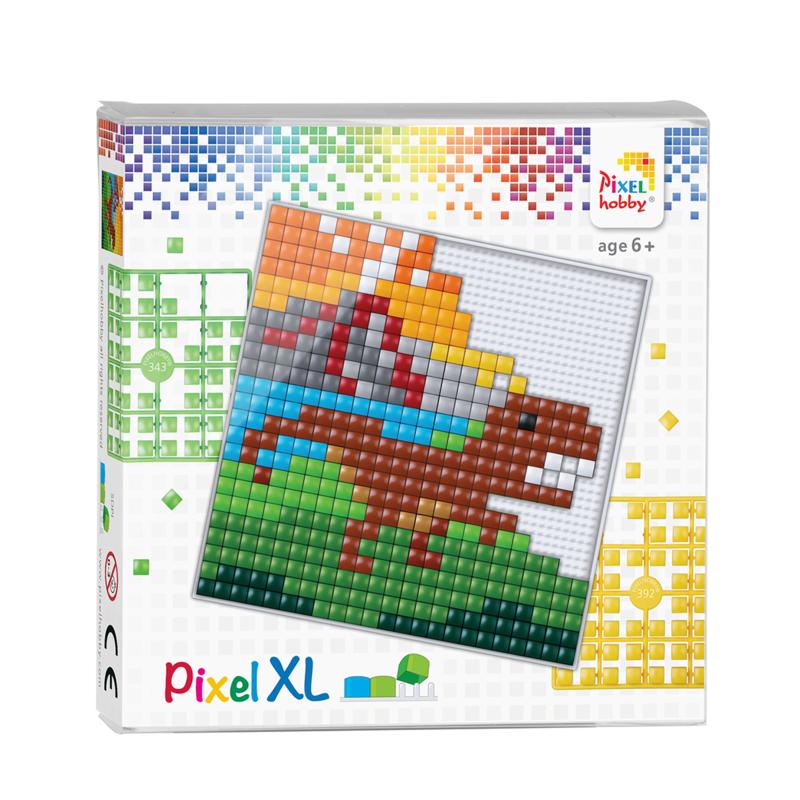 Pixel XL set - dinosaurus