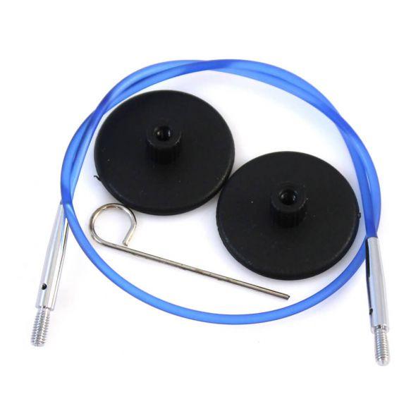 KnitPro verwisselbare kabel voor rondbreinaald 50cm
