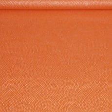 Effen katoen - Dreaming in pearle tangerine