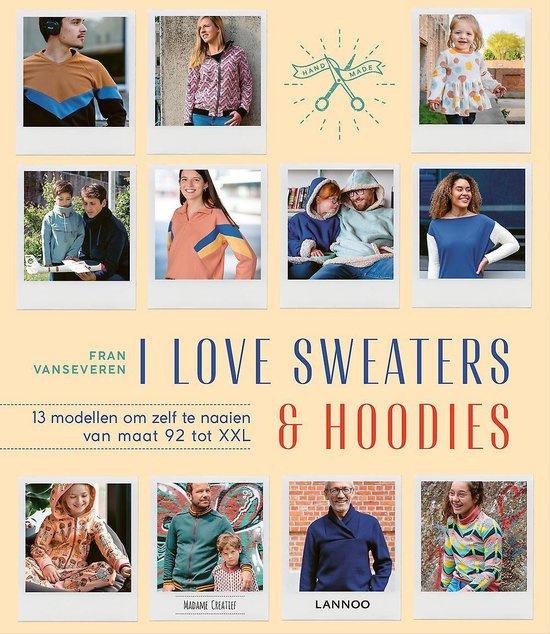 I love sweaters & hoodies - Fran Vanseveren