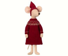 Maileg Christmas Mouse - Maxi