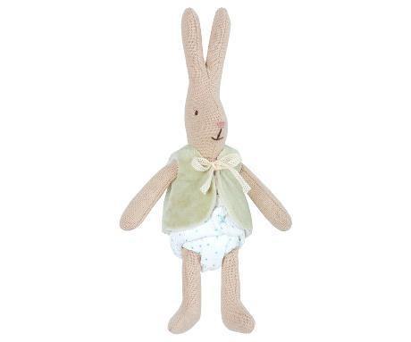 Maileg Micro Rabbit W/West
