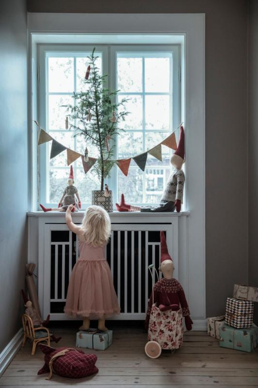 Maileg Santa Ornament