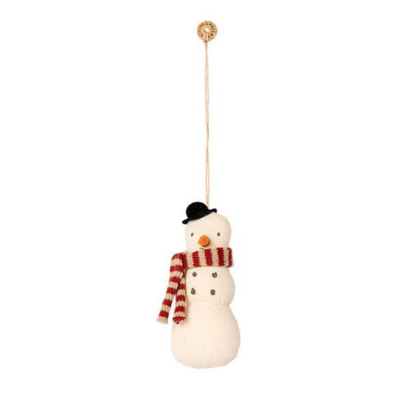Maileg Snowman Ornament