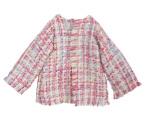 Maileg Tweed Jacket Pink M