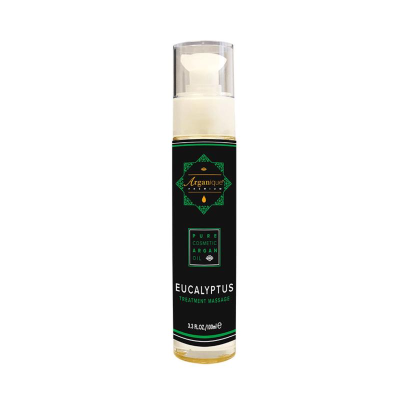 Arganique Eucalyptus Treatment Massage 100ml