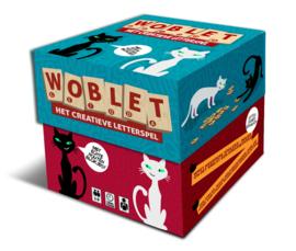 Woblet game NL - het creatieve letterspel -