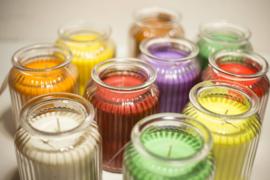 De heerlijkste geuren en kleuren