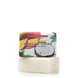 Mango en Kokos zeep 100 gr.