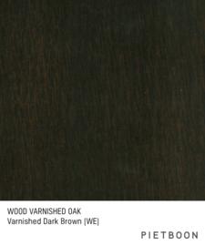 Varnished Oak Dark Brown