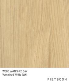 Varnished Oak White
