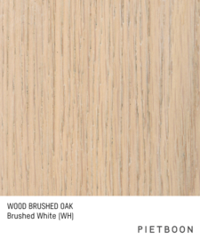 Brushed Oak White