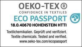 OEKO-TEX® certificatie