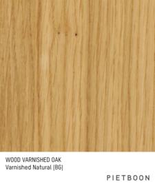 Varnished Oak Natural