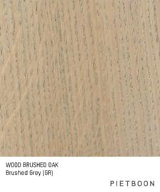 Brushed Oak Grey