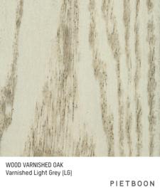 Varnished Oak Light Gray