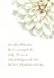 Hafiz - PoezieKaart A5