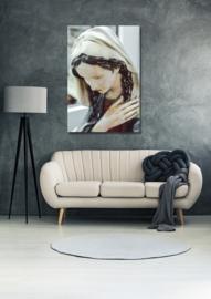 Maria devoot - Alu print