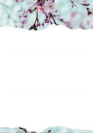 Schrijfblok Spring