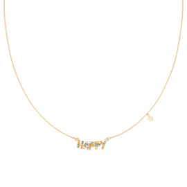 Ketting happy star