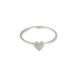 Ring my sweetheart - goud, zilver