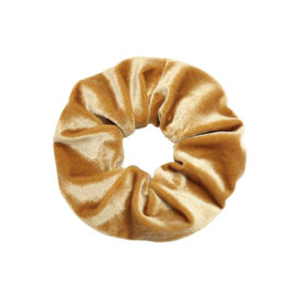 Scrunchie color power - camel