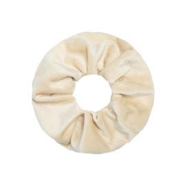 Scrunchie winter chai - creme