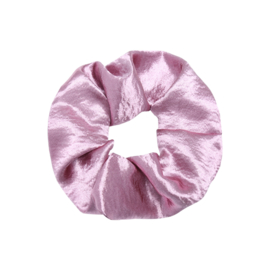 Scrunchie sweet as satin - lichtroze