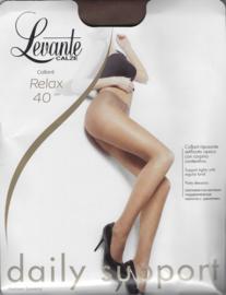 Panty lycra Relax 40 tg  S/M -  L -  XL