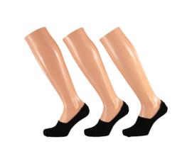Apollo no show sokken 3 paar