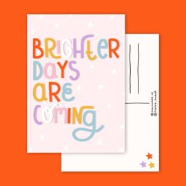kaart brighter days