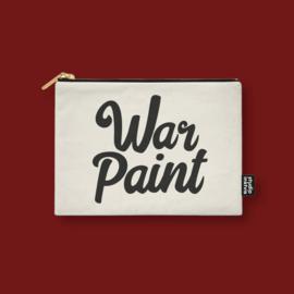 canvas etui war paint