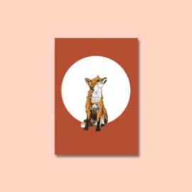 kaart  vos