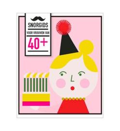 snorgids voor vrouwen van 40+
