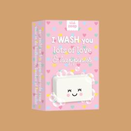 zeep lots of love